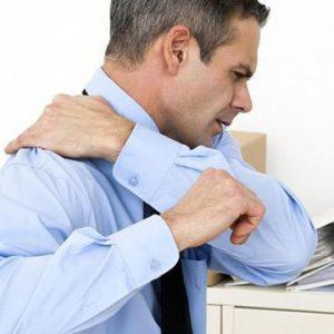 sore shoulder pain